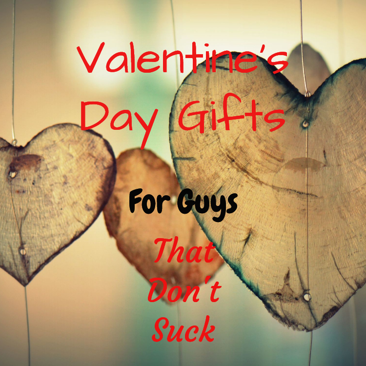 gifts for guys valentines day