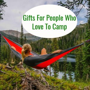 gifts for the camper who has everything