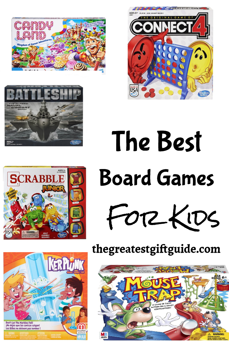 best family board games of all time