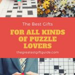 Best Gifts For Puzzle Lovers