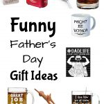 Funny Father's Day Gift Ideas