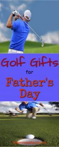 golf gift ideas for dad