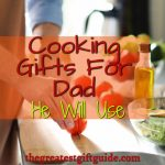 cooking gift ideas for your father
