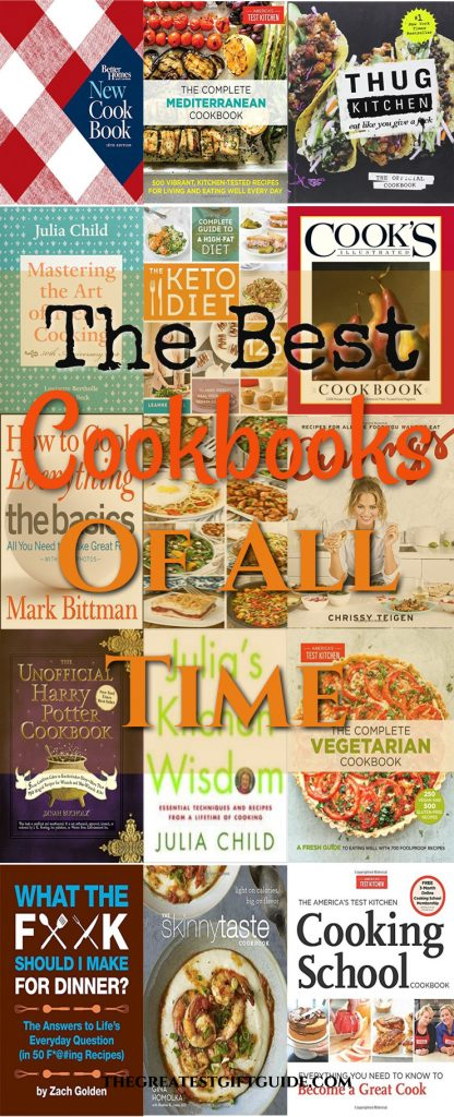 best cookbooks everyone should have