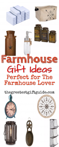 farmhouse gift inspiration
