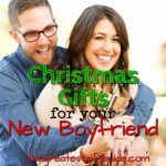 Christmas Gifts For Your New Boyfriend