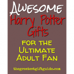 Harry Potter Gifts For Adults That Are Magical