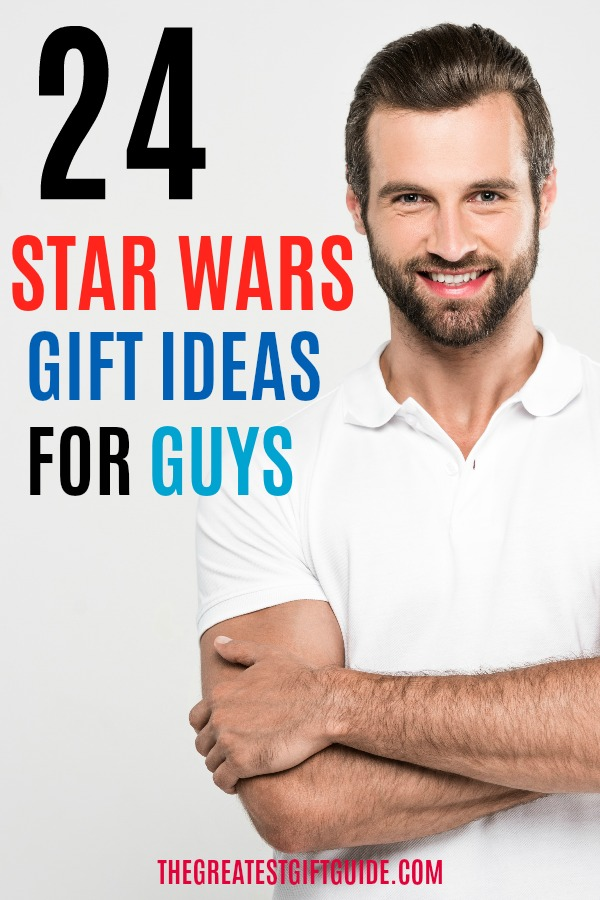 Star wars gift ideas for men